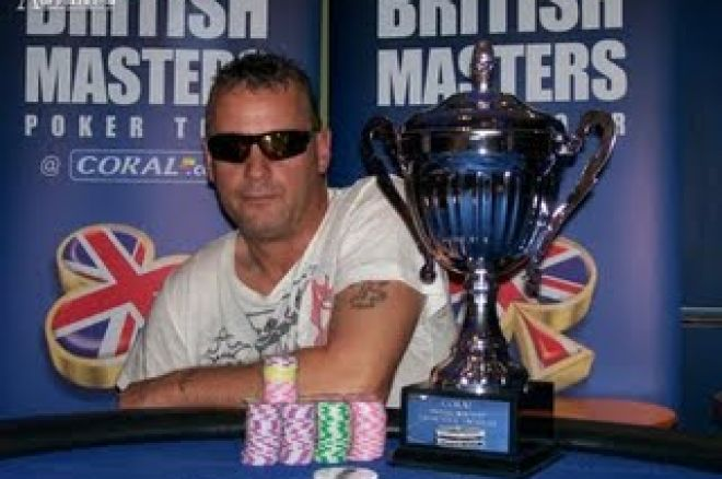 Steve Holden - Interview with British Poker Masters Champion Steve Holden 0001