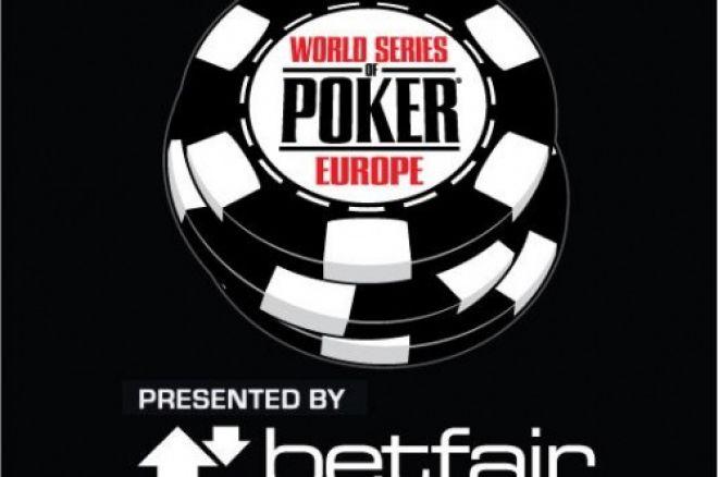 WSOPE – Christer Björin missar finalbord Event #3, £5000 PLO 0001