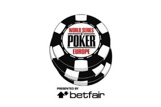 WSOPE – Christer Björin rett utenfor finalebordet i Event #3, £5000 PLO 0001