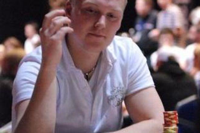 WSOPE – Øyvind Riisem på tredjeplass etter dag 2 0001