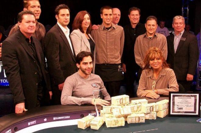 Оливър Бискет завоюва титлата в WPT Borgata Poker Open... 0001