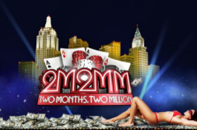 2 Months 2 Million Logo
