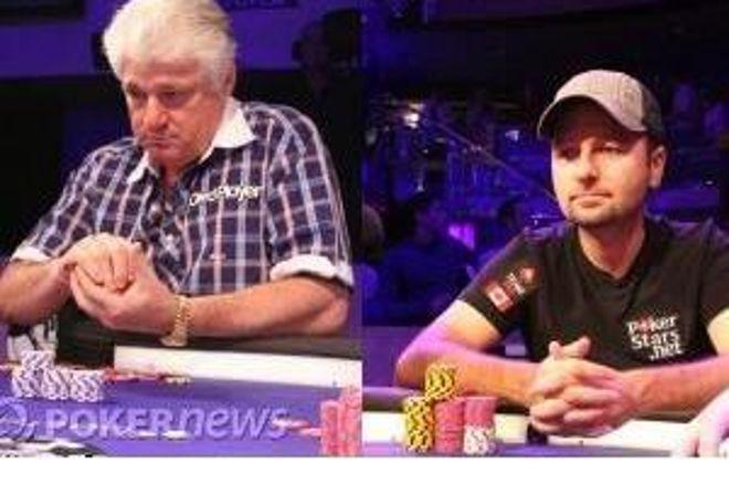 WSOPE 2.009 Main Event: Barry Shulman ganador; Daniel Negreanu, segundo 0001