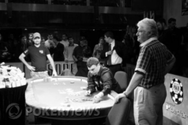 Barry Shulman Vence Main Event WSOPE 2009 0001