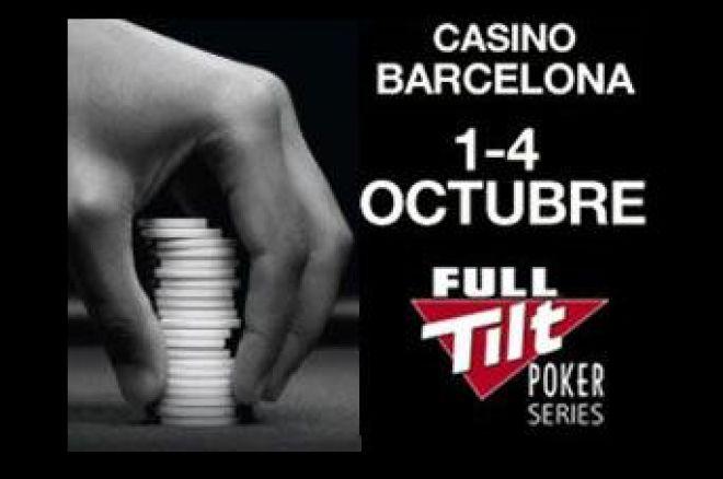 Full Tilt Poker Series en Barcelona: continúa el torneo en la Ciudad Condal 0001