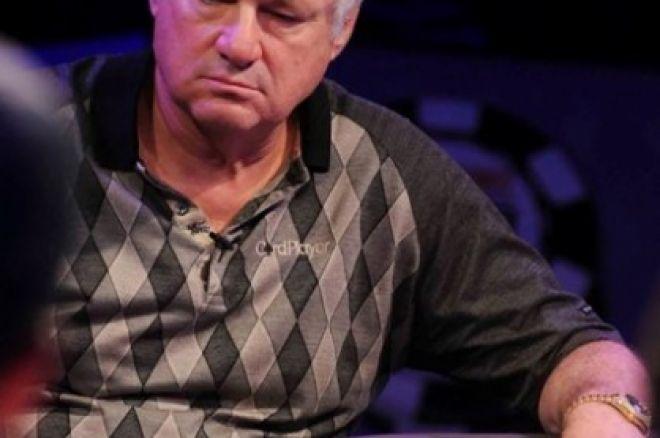 Barry Shulman vinder WSOPE-finalen 0001