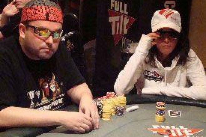 "Full Tilt Poker Series en Barcelona: Leo Margets, ""bubble girl""... y quedan sólo... 0001"
