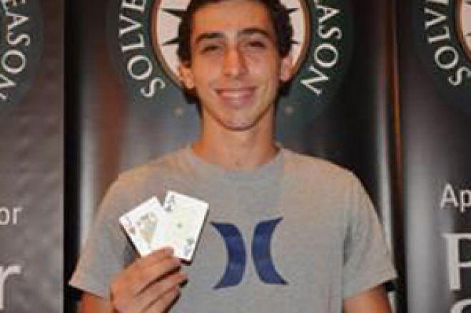 João Castro Vence Pokerstars Solverde Poker Season #10 0001