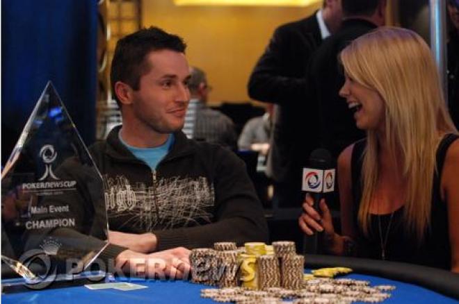 PokerNews Cup Австралия Главен турнир: Победа за Con Tsapkounis! 0001