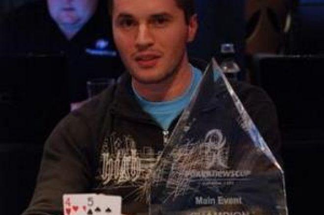 Main Event PokerNews Cup: Con Tsapkounis Victorioso! 0001