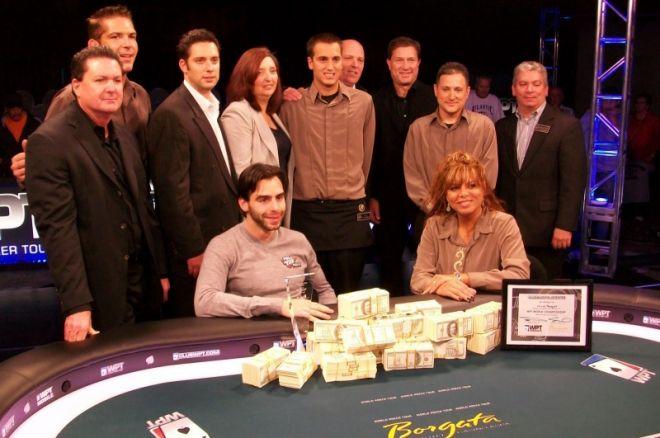 Online Poker Spotlight: Olivier Busquet 0001