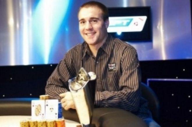 Aaron Gustavson wins EPT London 0001