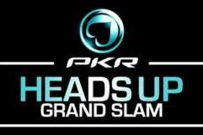 Watch the PKR Heads Up Grand Slam Live on Pokernews 0001