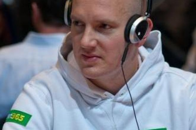 DM i Texas Hold'em poker på Casino Copenhagen er færdig med dag 1. 0001