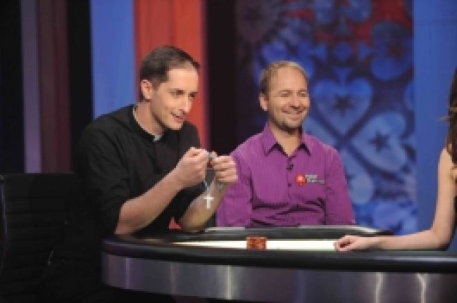 """Million Dollar Challenge"": hoy sale al aire la lucha de un sacerdote por 1... 0001"
