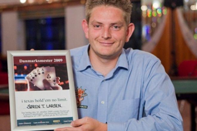Søren Larsen vinder danmarksmesterskabet i poker 2009 0001