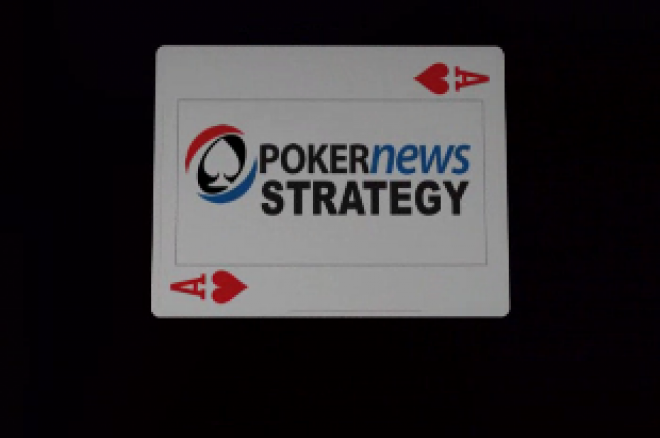 PokerNews Стратегия