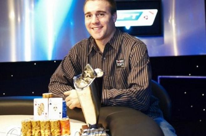 Aaron Gustavson vinner PokerStars EPT London 0001