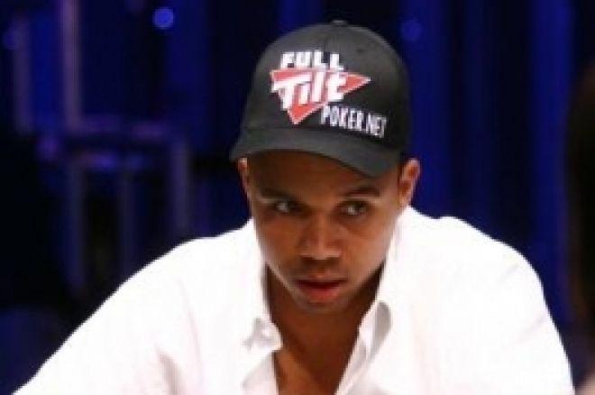 ESPNのWSOP: Iveyがリード 0001