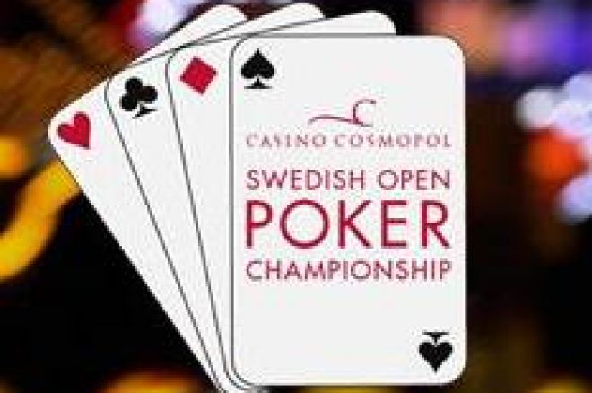 Swedish Poker Open 2009
