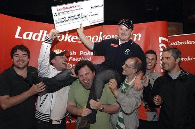 Toby87 aka Tobias Holmeide på 15 plass i Irish Poker Festival 0001