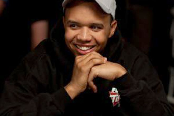 World Series of Poker November Nine: Phil Ivey 0001