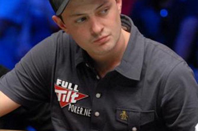 World Series of Poker November Nine: James Akenhead 0001