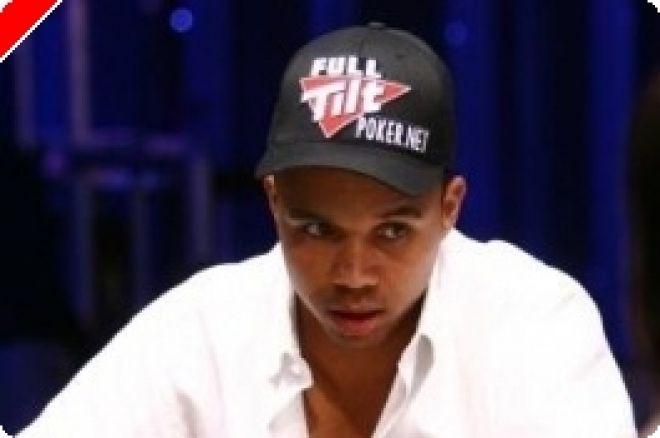 ESPN의 WSOP:  Ivey가 리드 0001
