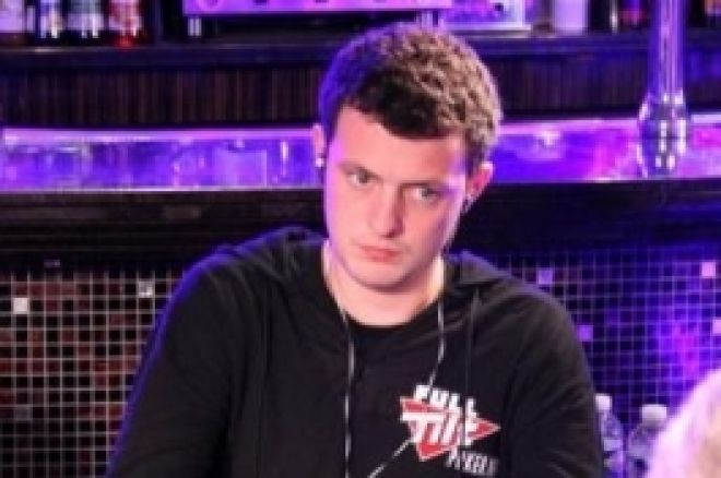 Die World Series of Poker November Nine: James Akenhead 0001