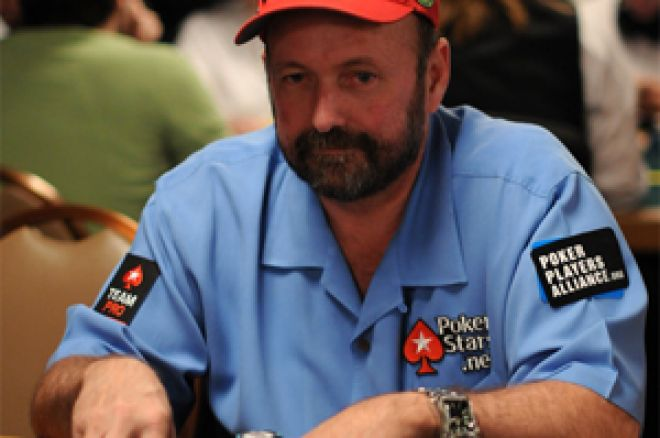 Weekly Nightly Turbo: Dennis Phillips IN e AJ Benza OUT no High Stakes Poker, Sonic a Jogar... 0001