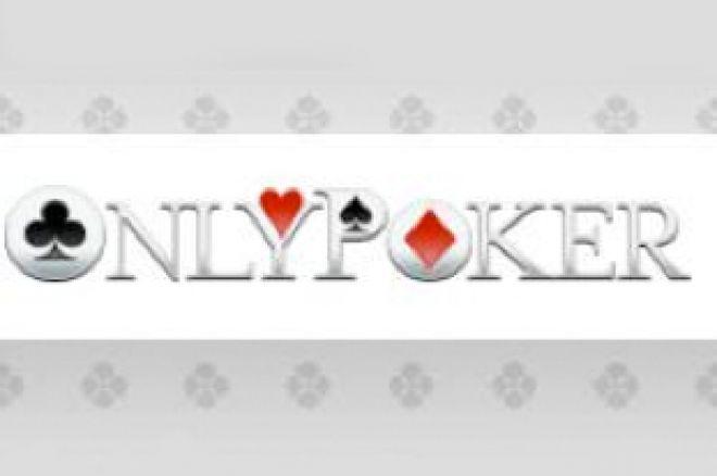 Hoje às 22:00 $2,500 PokerNews Cash Freeroll na OnlyPoker 0001