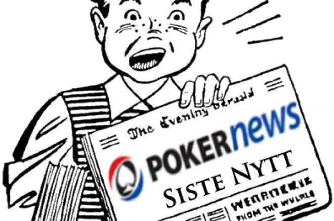 Siste nytt - High Stakes Poker, mer Poker-TV & Aruba ferie