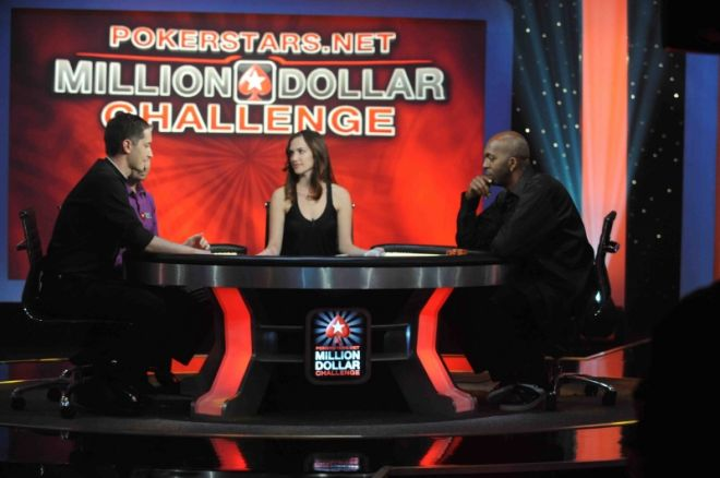 Battle of the Poker Game Shows: Full Tilt's Face The Ace vs. the PokerStars Million Dollar... 0001
