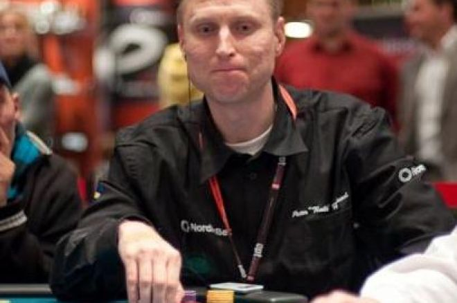 PokerStars EPT Warsaw - Peter Hedlund