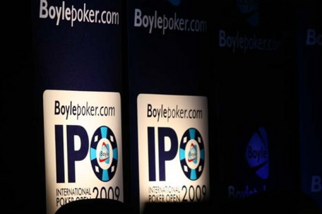 Boylepoker IPO