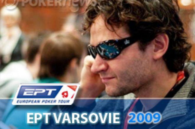 Jeff Sarwer chipleader du PokerStars EPT Varsovie 2009 (Jour 3) 0001