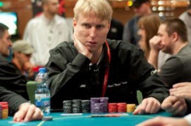 PokerStars EPT Warsawa - Peter Hedlund