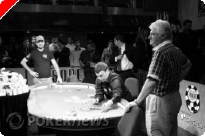 WSOP 유럽 메인 이벤트:  Barry Shulman가 Daniel Negreanu를 이겨 우승 0001