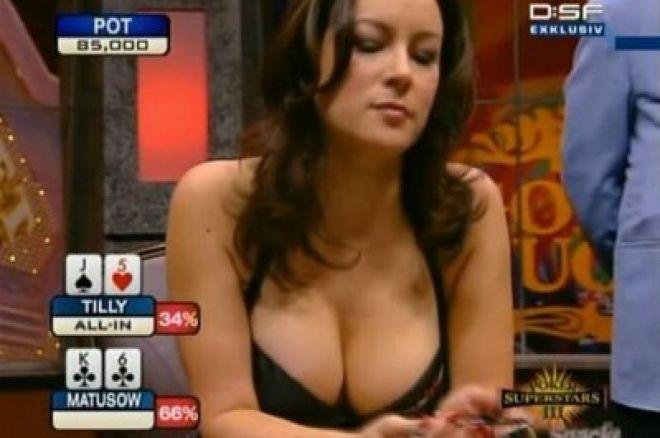 Дженифър Тили отново играе покер 0001