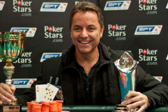 Christophe Benzimra vence PokerStars European Poker Tour de Varsóvia 2009! 0001