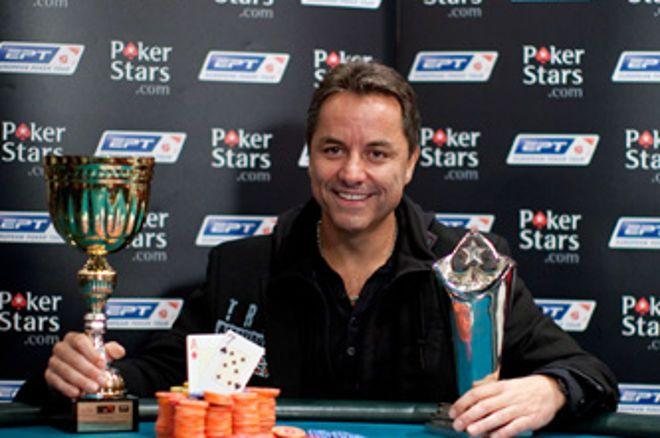 Christophe Benzimra nyerte a 4. alkalommal megrendezett EPT Varsó pókerversenyt 0001