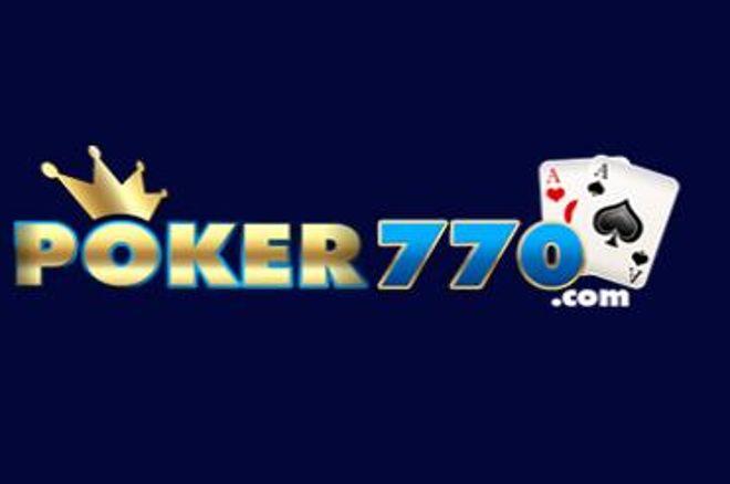 Sidste $770 Cash Freeroll hos Poker770 0001