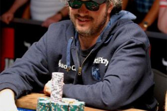 World Series of Poker November Nine: Jeff Shulman 0001
