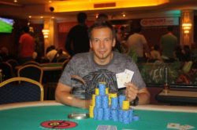 Σε γερμανικά χέρια ο τίτλος του Greek Poker Tour της... 0001