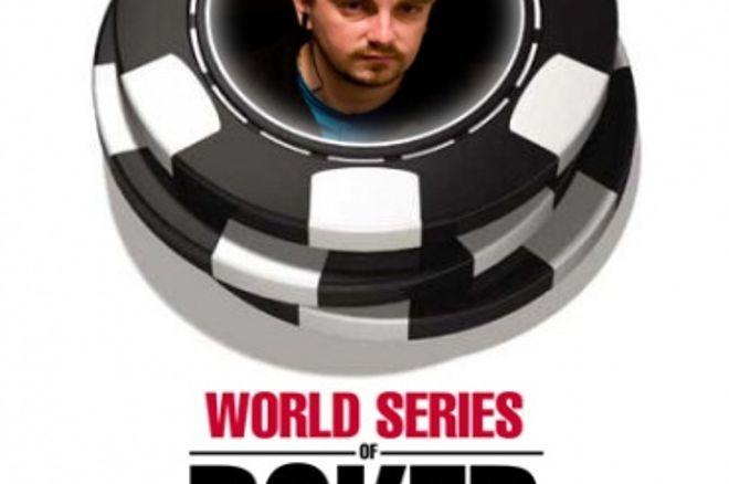 WSOP November '9' - A 8. széken Antoine Saout 0001