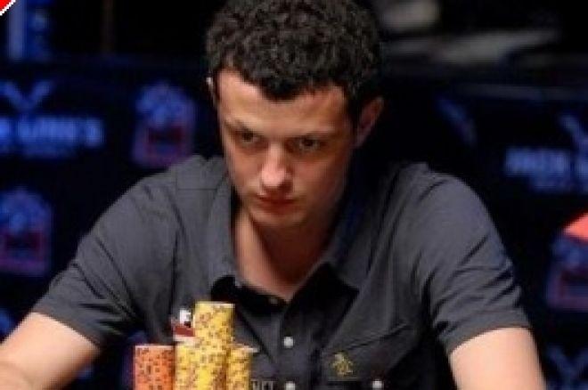 "Full Tilt Poker PRO: el ""November Nine"", James Akenhead, muestra su fuerza 0001"