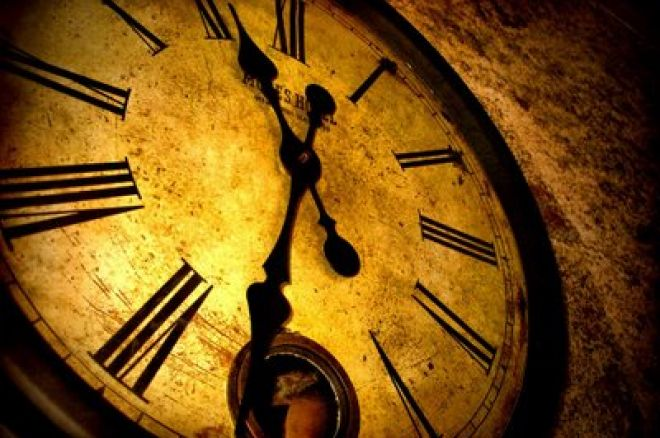 "Calling the clock - Jason Alexander, ""durrrr"" & Tiffany Michelle"