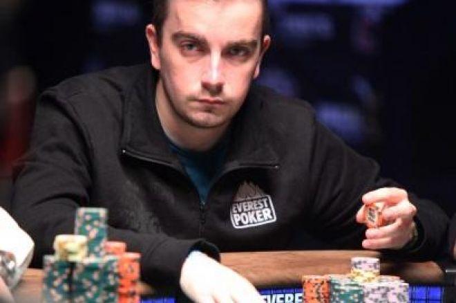 World Series of Poker November Nine: Antoine Saout 0001