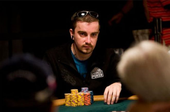WSOP финална маса: Antoine Saout 0001