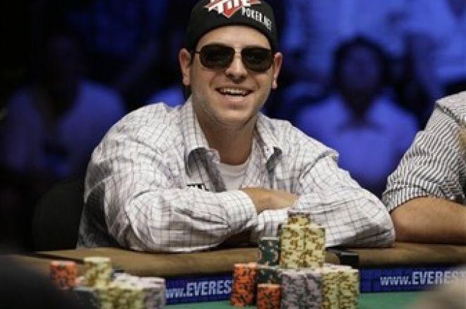 WSOP финална маса: Eric Buchman 0001